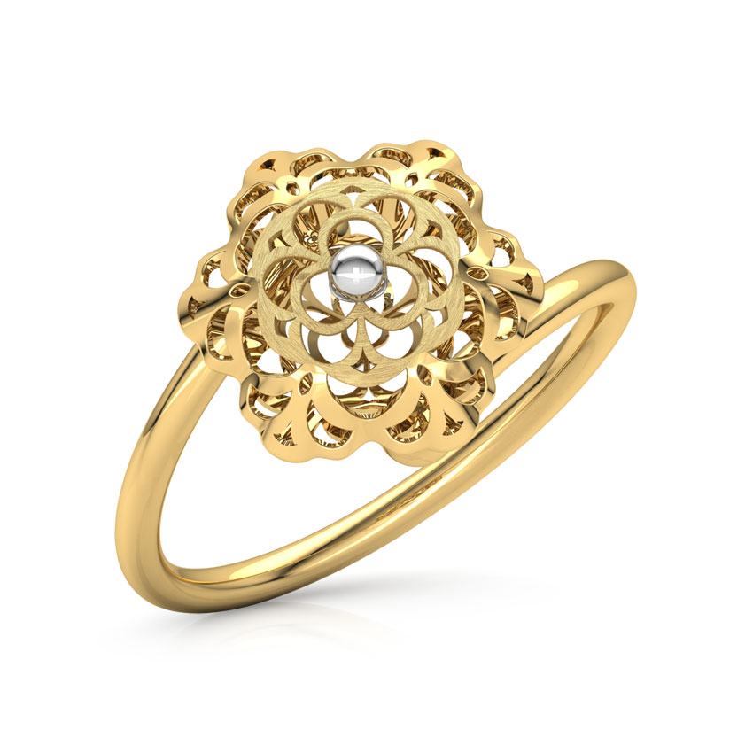 Abril Cutout Ring