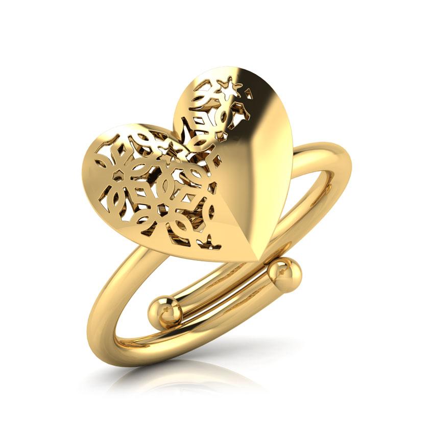 Melita Cutout Ring