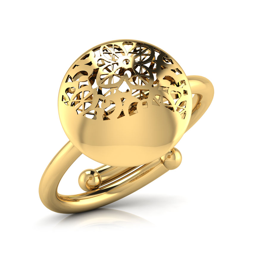 Coleta Cutout Ring