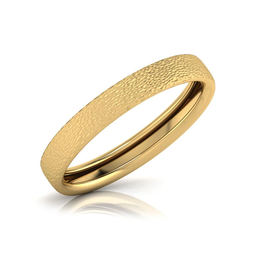 Ashton Hammered Ring