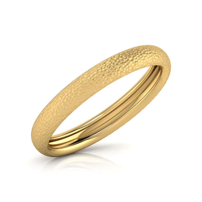 Drury Hammered Ring Jewellery India line CaratLane