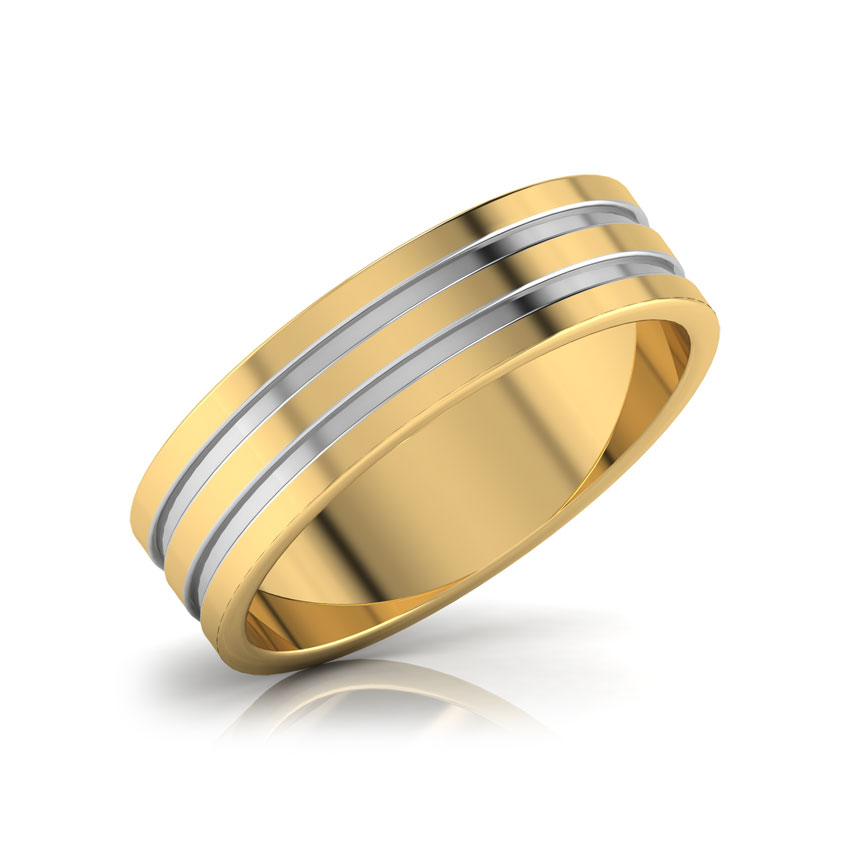 Scarlett Gold  Band for Her