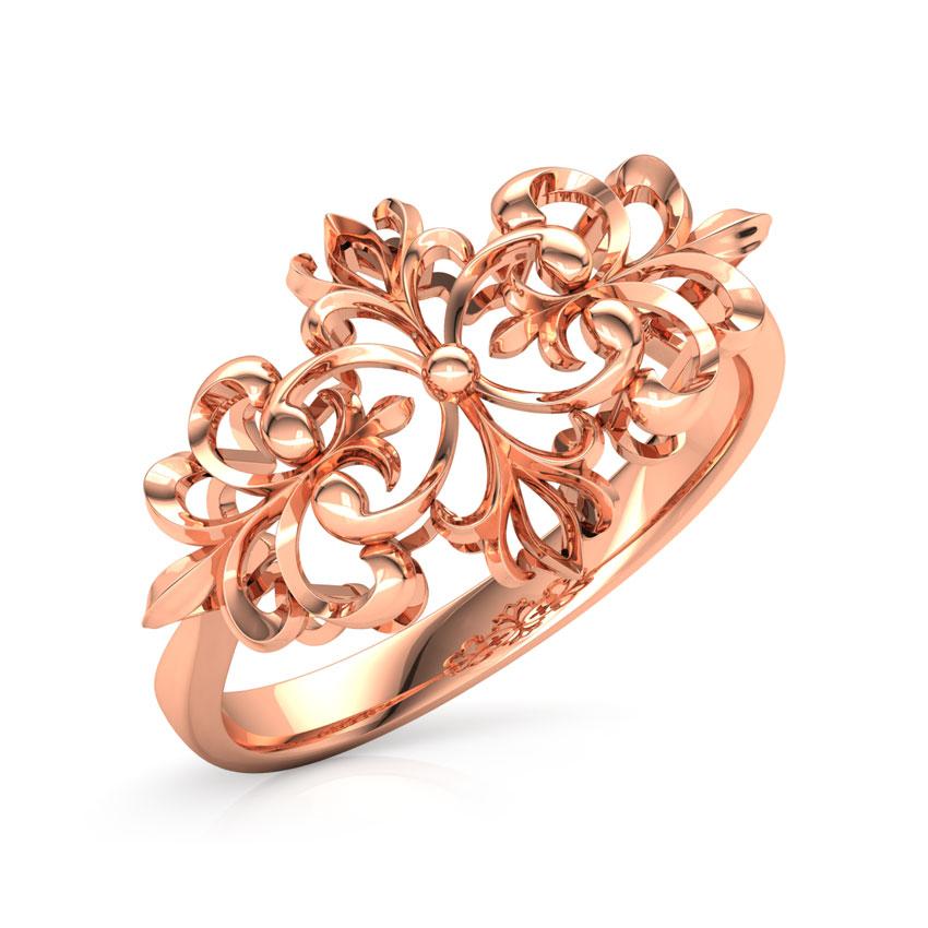 Stunning Filigree Ring