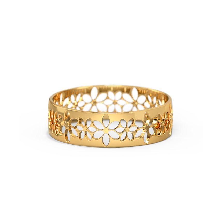 Floret Cutout Ring