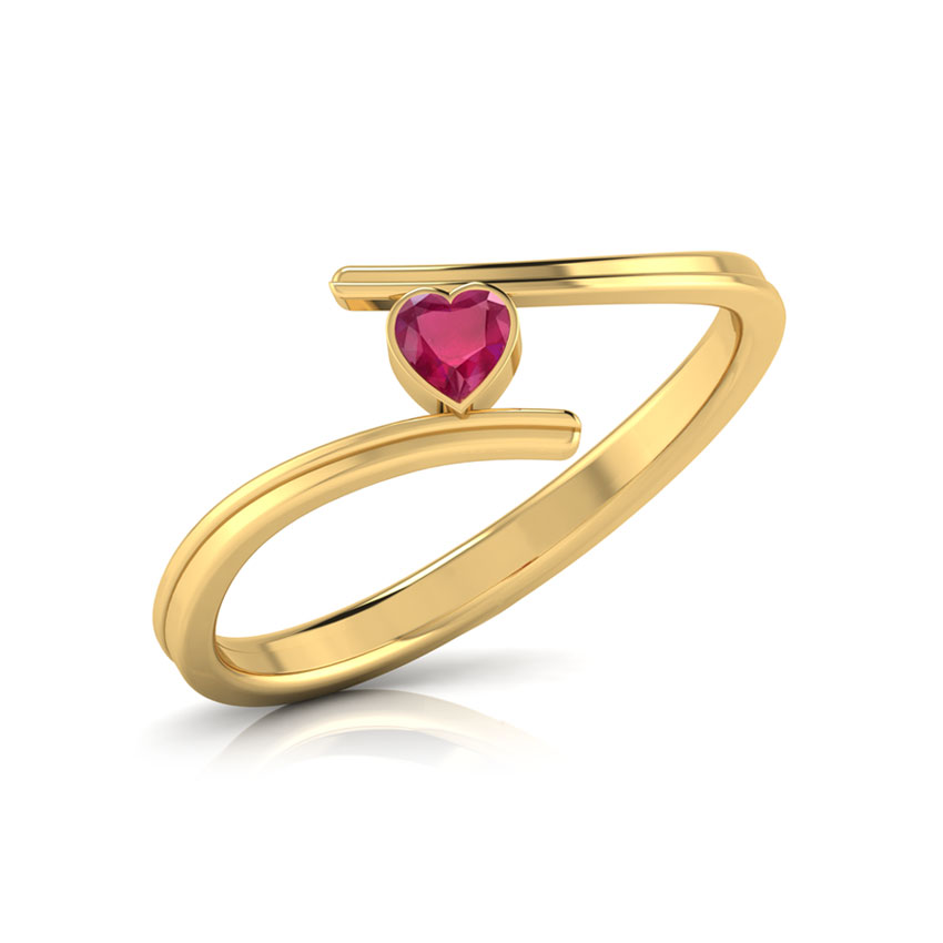 Ardor Love Ruby Ring