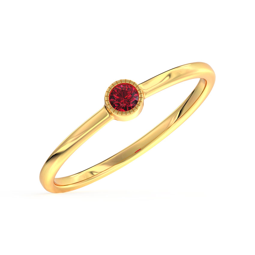 Orb Stackable Ring