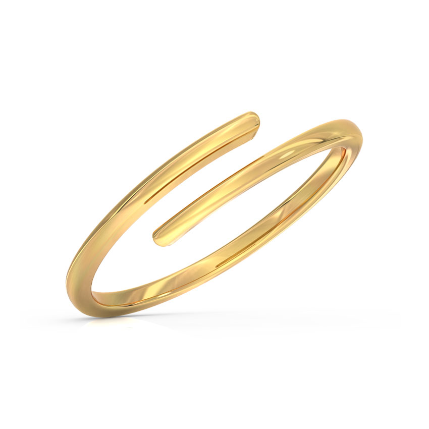 Classic Swerve Ring