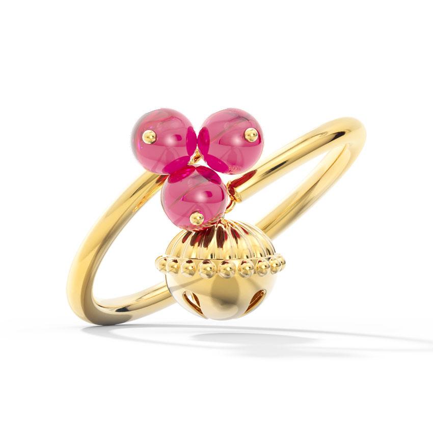 Arushi Gold Ring