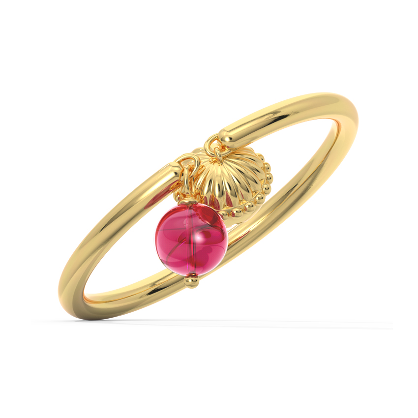 Mythili Gold Ring