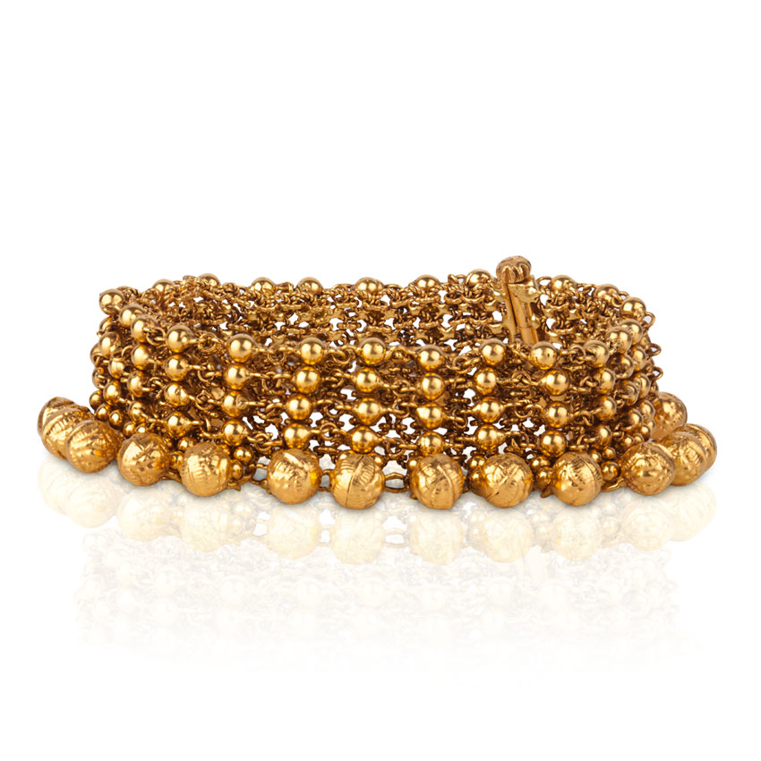 Fiona Beaded Strands Bracelet