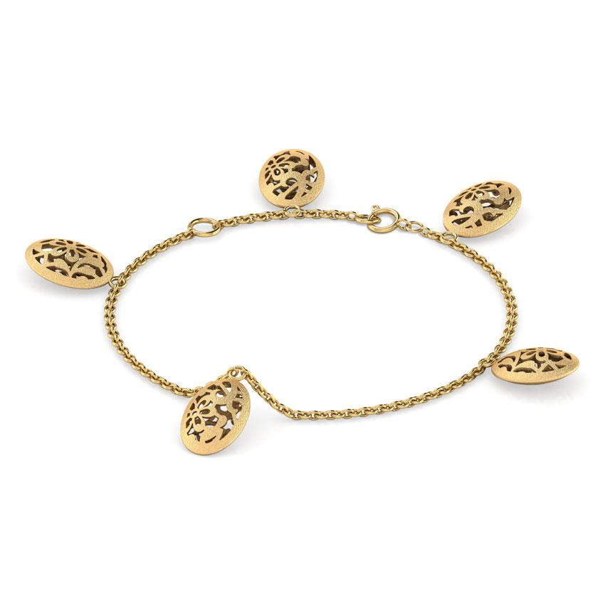 Amelia Charmed Bracelet