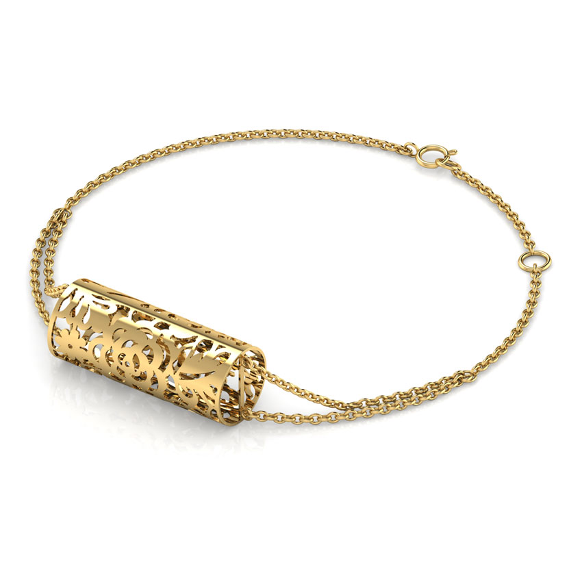 Kira Cutout Bracelet