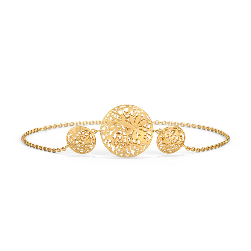 Lydia Cutout Bracelet