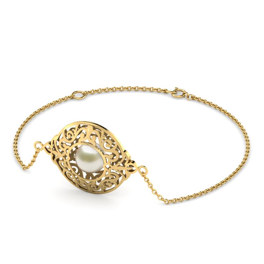 Alicia Cutout Bracelet