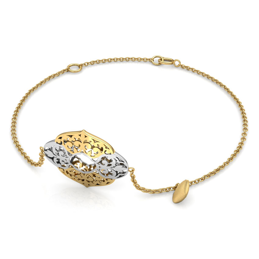 Jaden Cutout Bracelet
