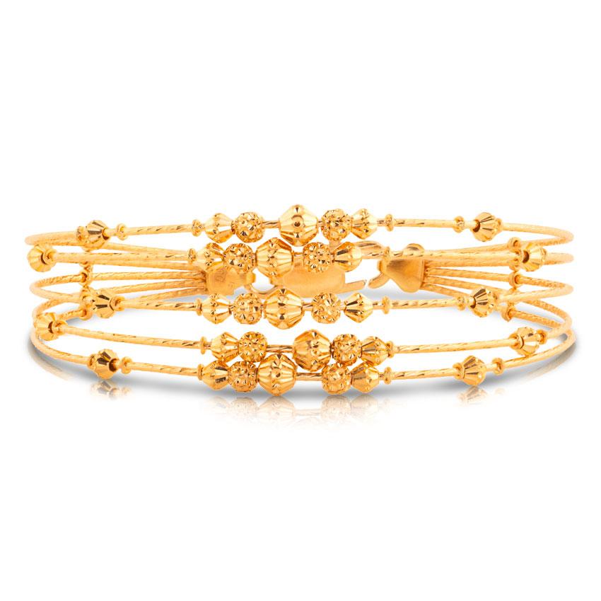 Lalia Bunched Bracelet