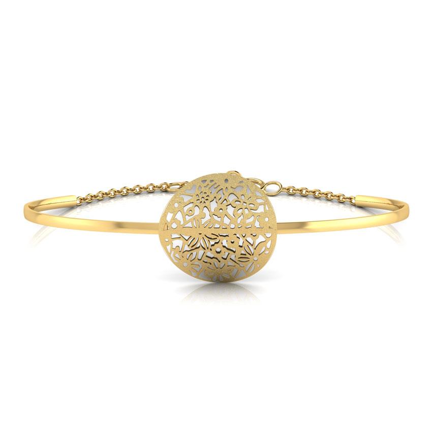 Anne Cutout Bracelet