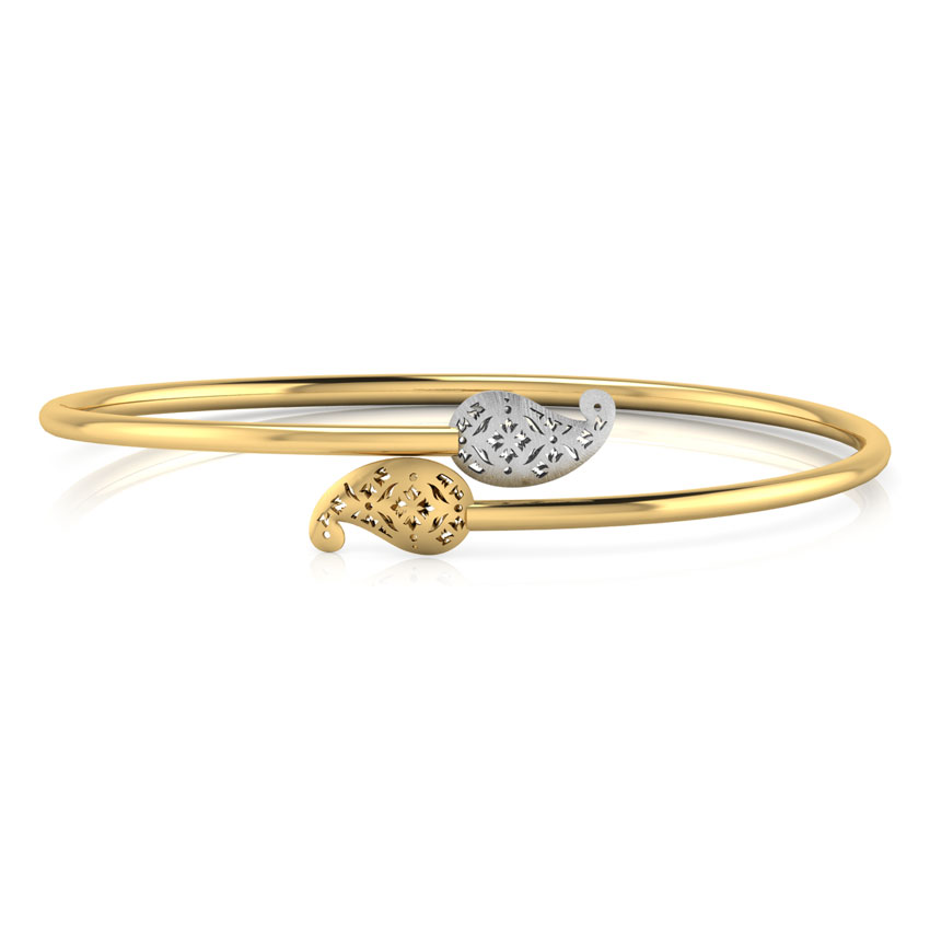 Gia Cutout Bracelet