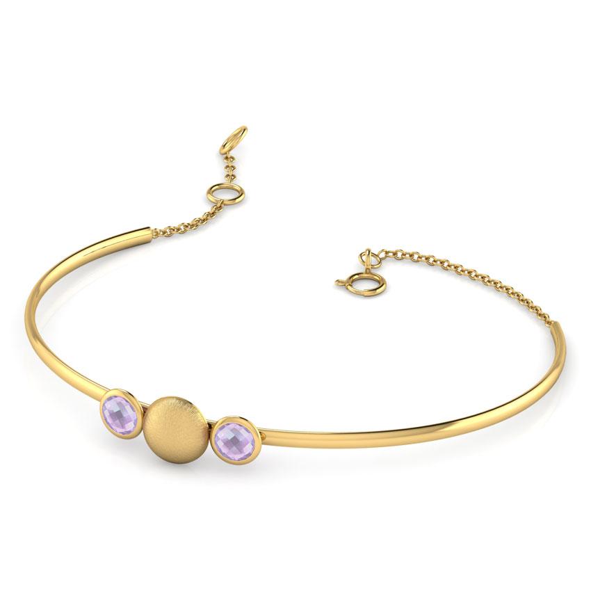 Parker Stamped Bracelet