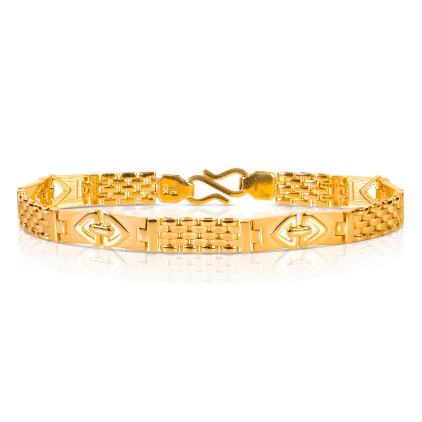 Arrow Linked Bracelet