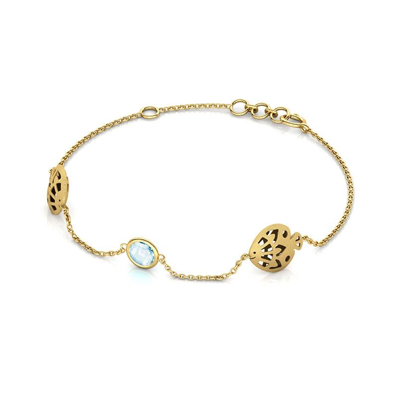 Matsya Intricate Bracelet