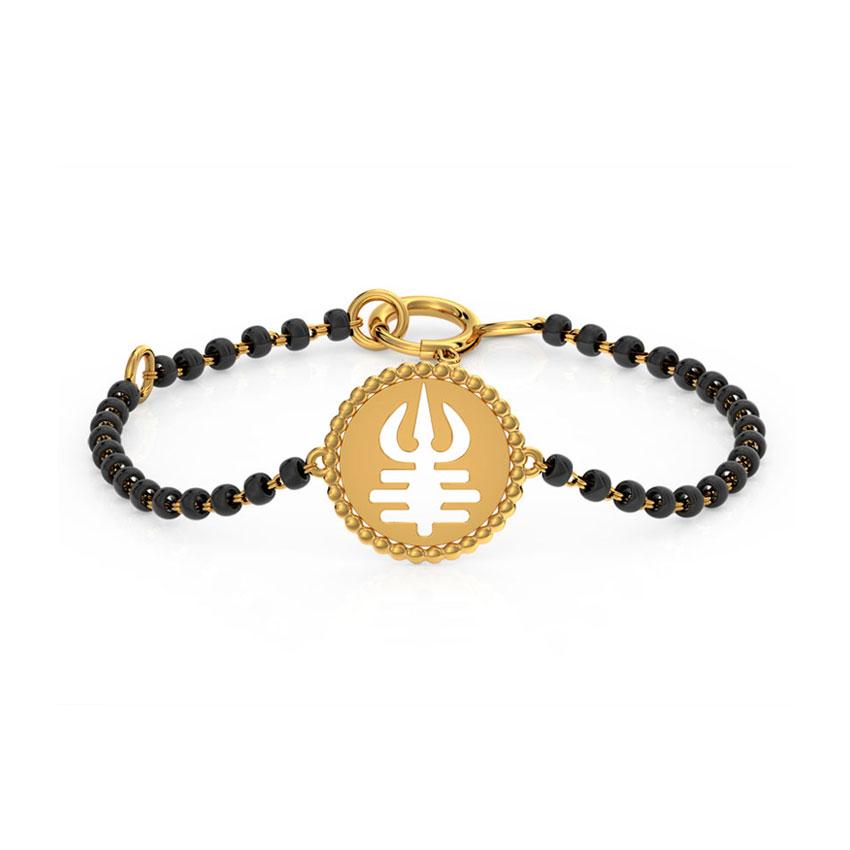 Shiva Infant Bracelet