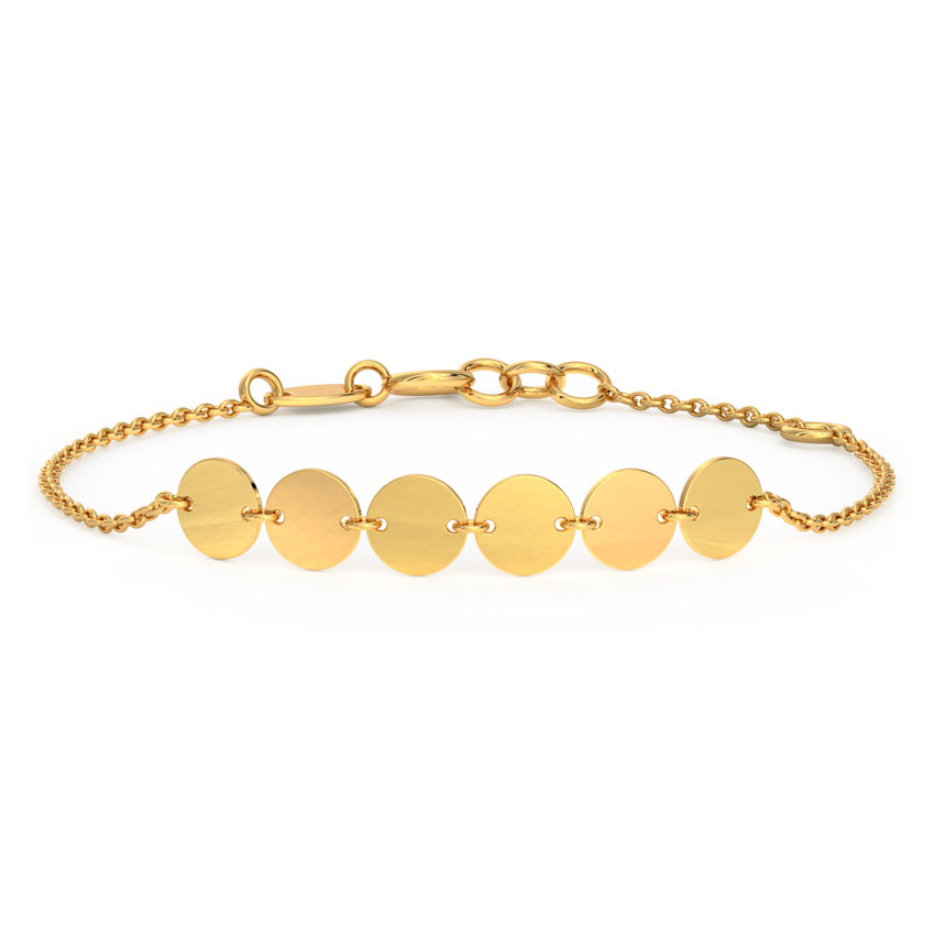 Multi Circlet Bracelet
