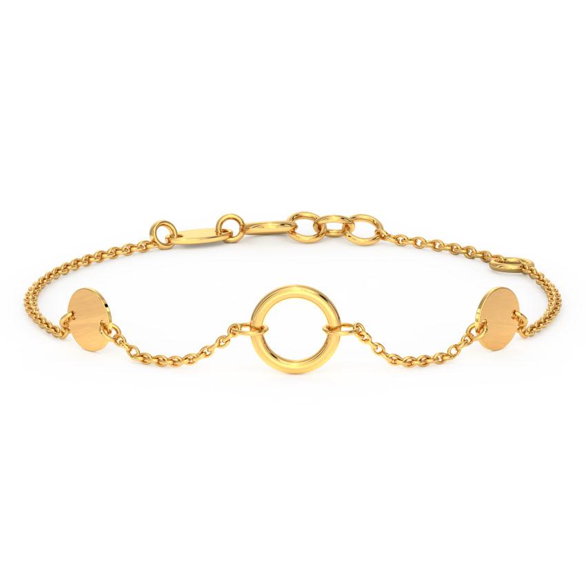 Loop and Circlet Bracelet