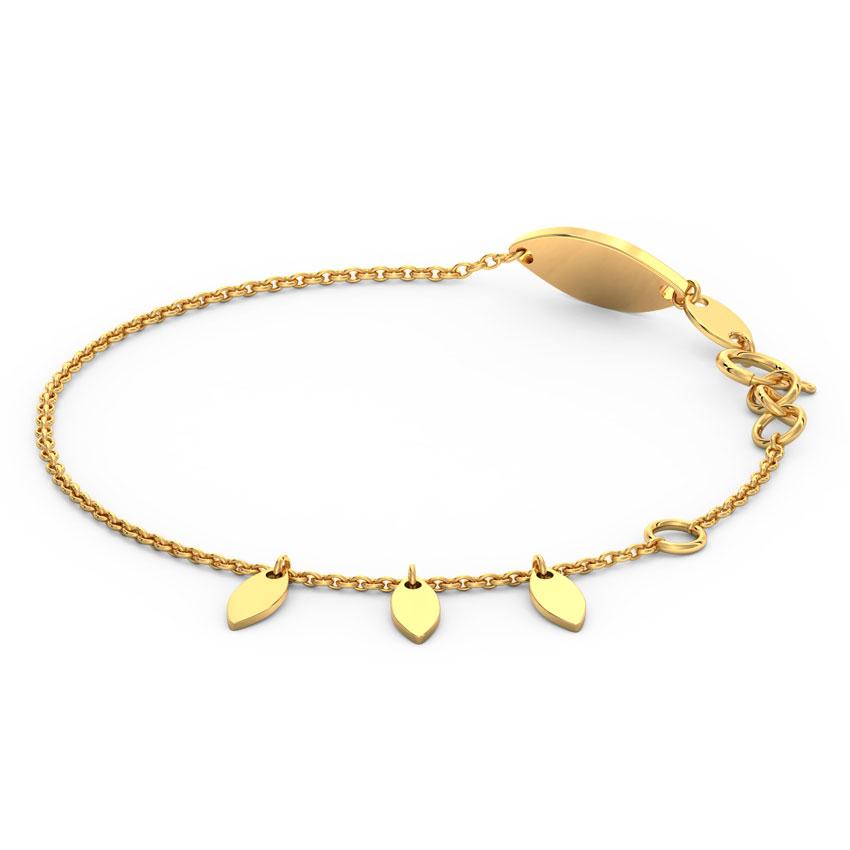 Trio Petals Bracelet