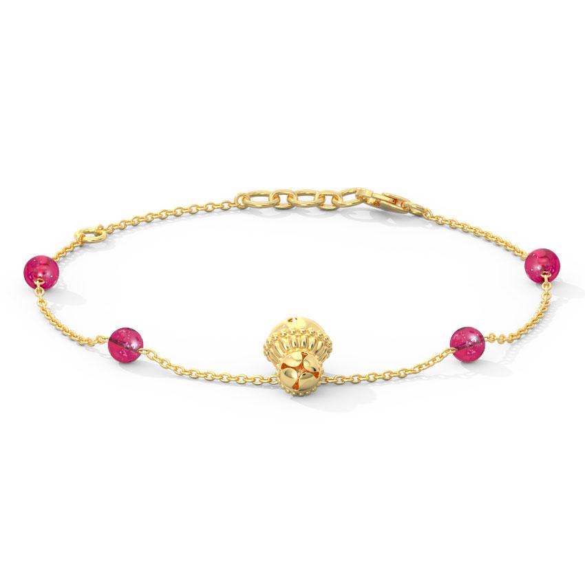 Namrata Gold Bracelet