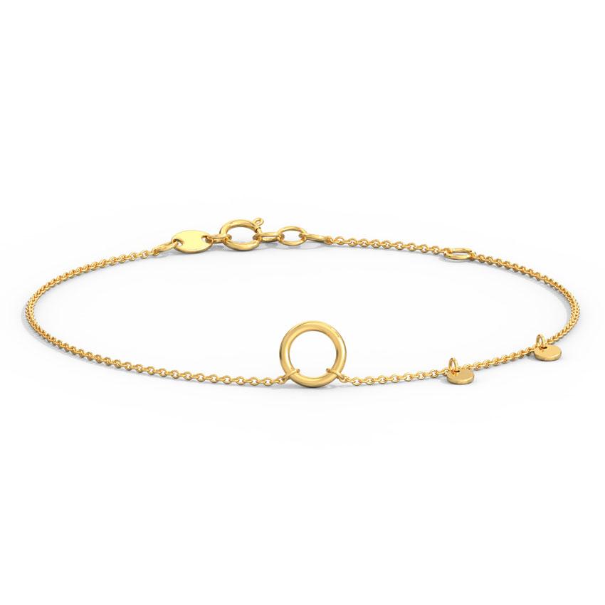 Minimalistic Circlet Bracelet