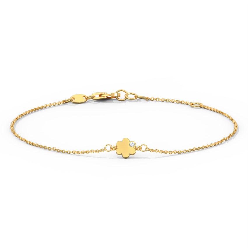 Minimalistic Bloom Bracelet