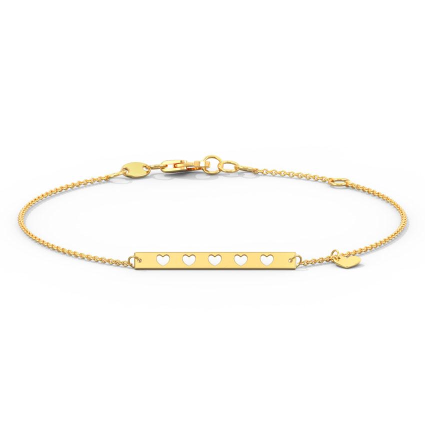Minimalistic Love Bracelet