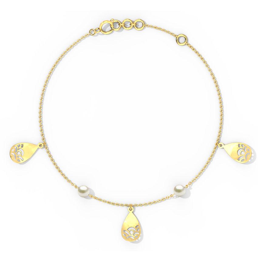 Kiara Cutout Charm Bracelet