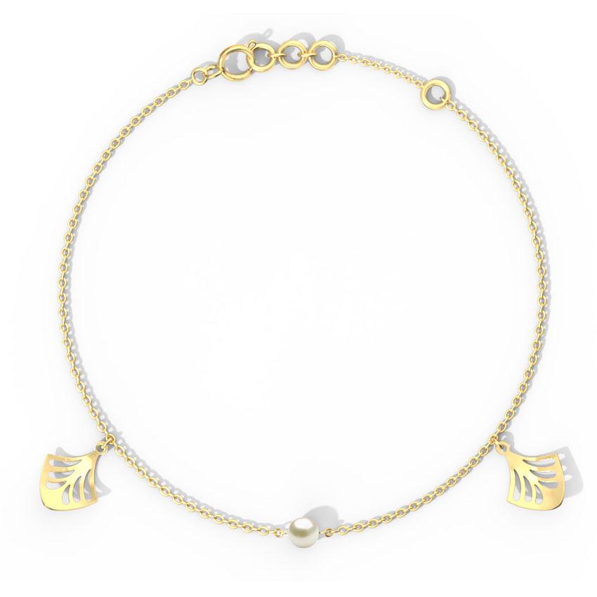 Laila Cutout Charm Bracelet