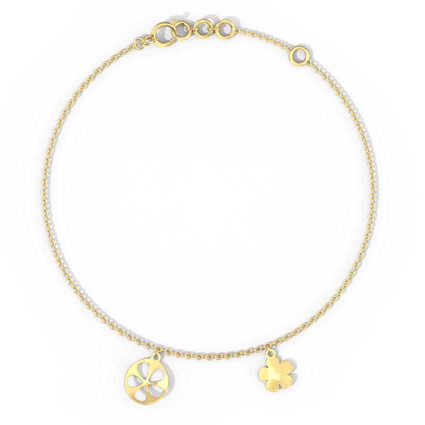 Shyla Cutout Charm Bracelet