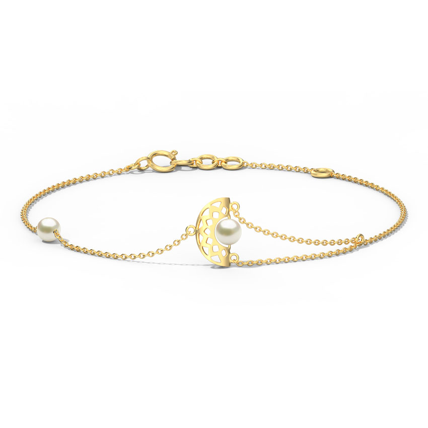 Tania Cutout Bracelet
