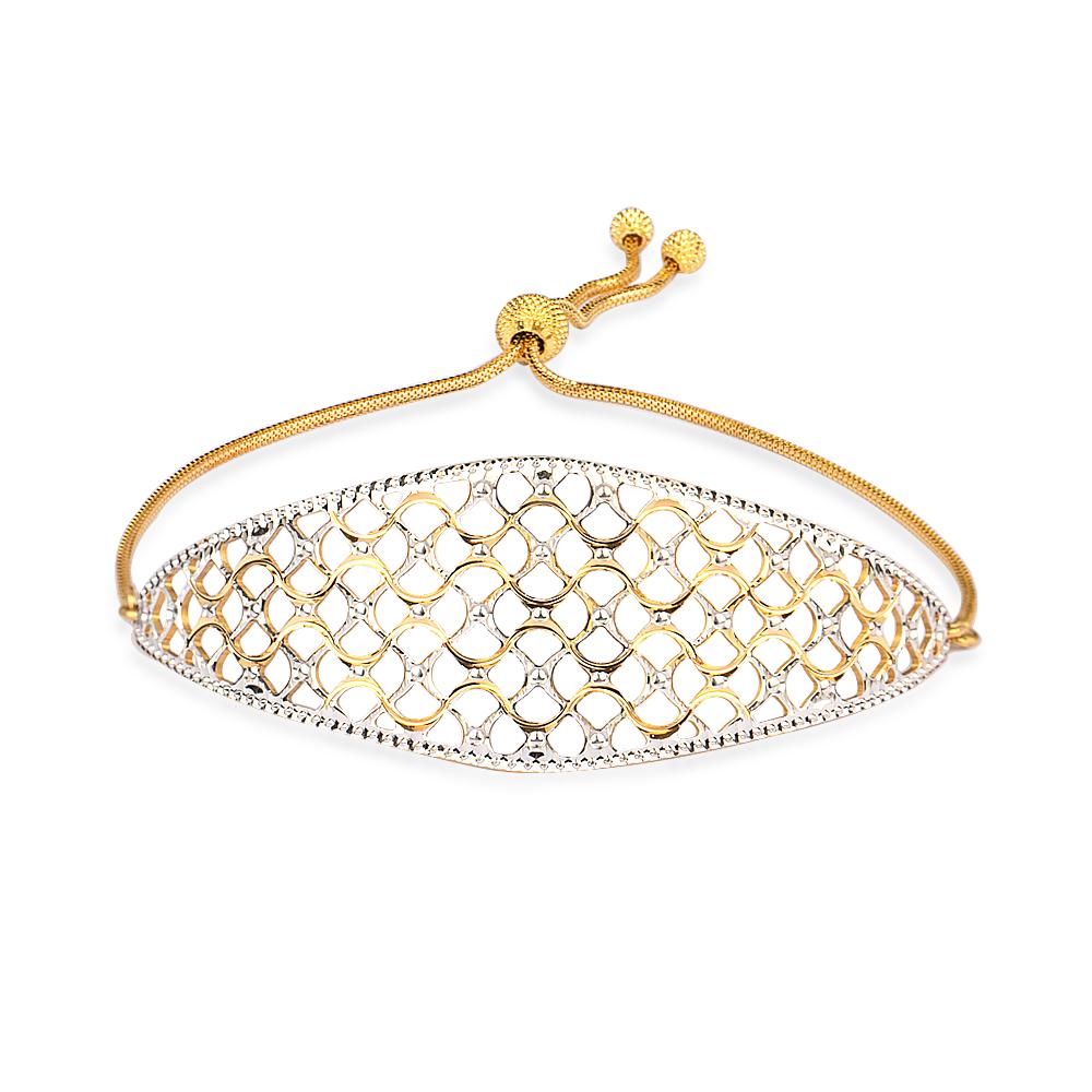Ayana Gold Bracelet