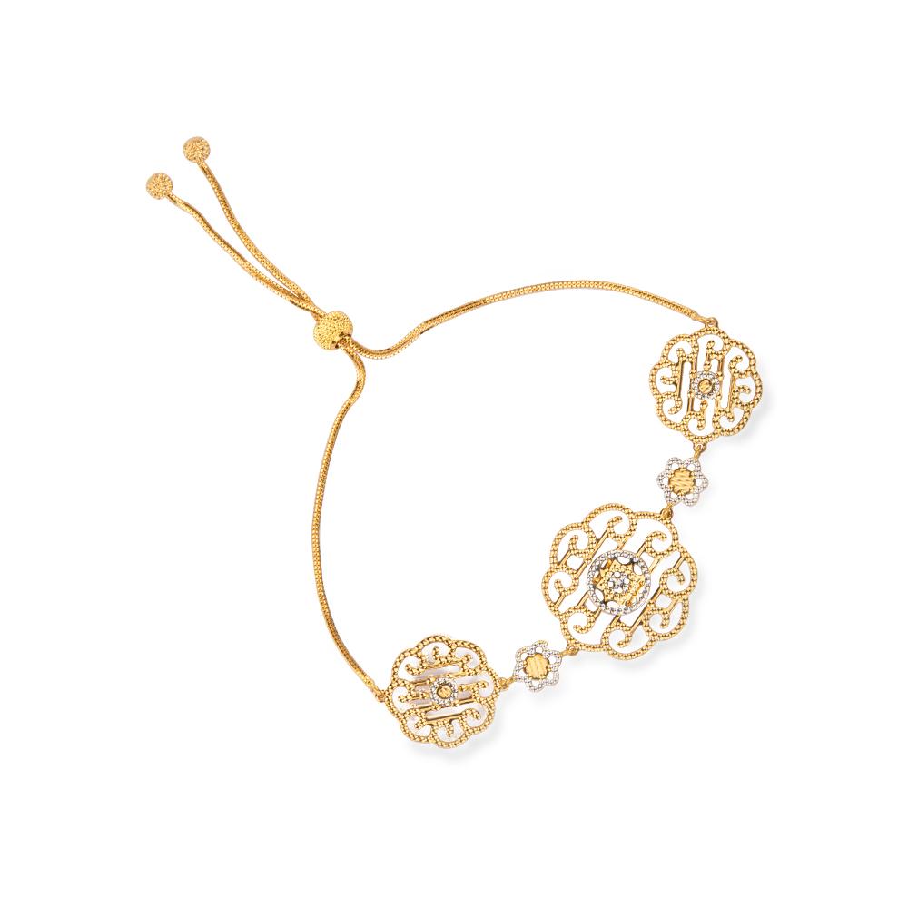 Kalini Gold Bracelet