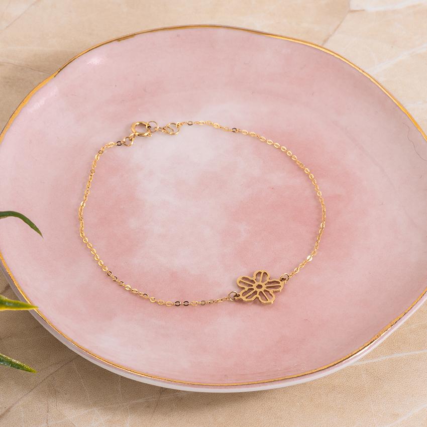 Jazzy Blossom Bracelet