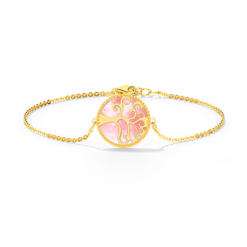 Sage Reversible Mother of Pearl Bracelet