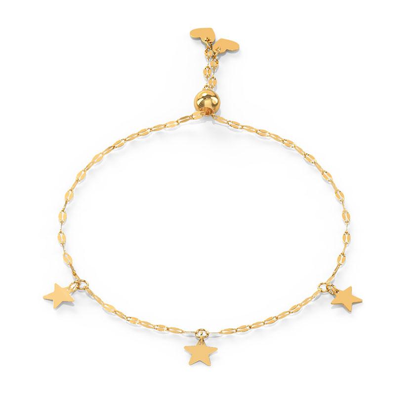 Stellar Luminous Adjustable Bracelet
