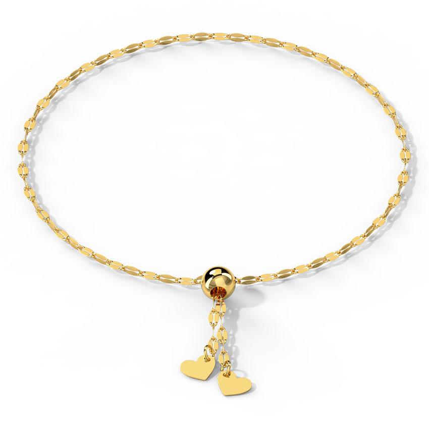 Sheen Link Adjustable Bracelet
