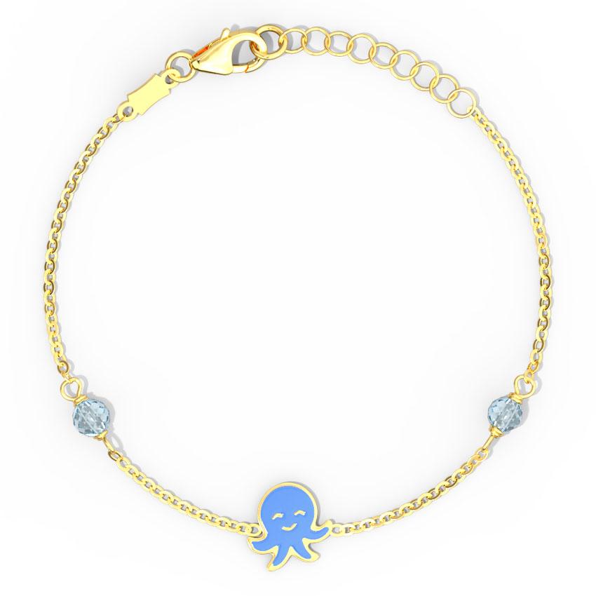 Baby Octopus Kids Bracelet