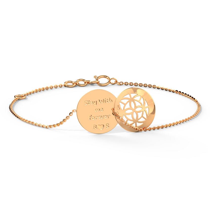 Lattice Personalised Bracelet