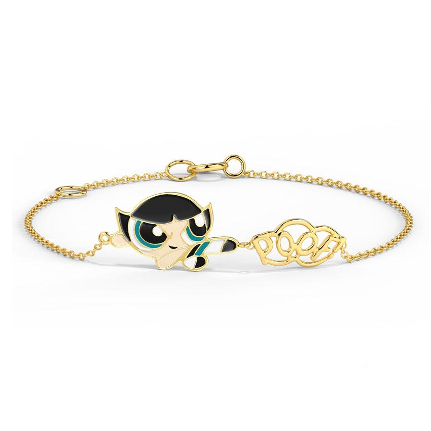 Poof Buttercup Kids' Bracelet