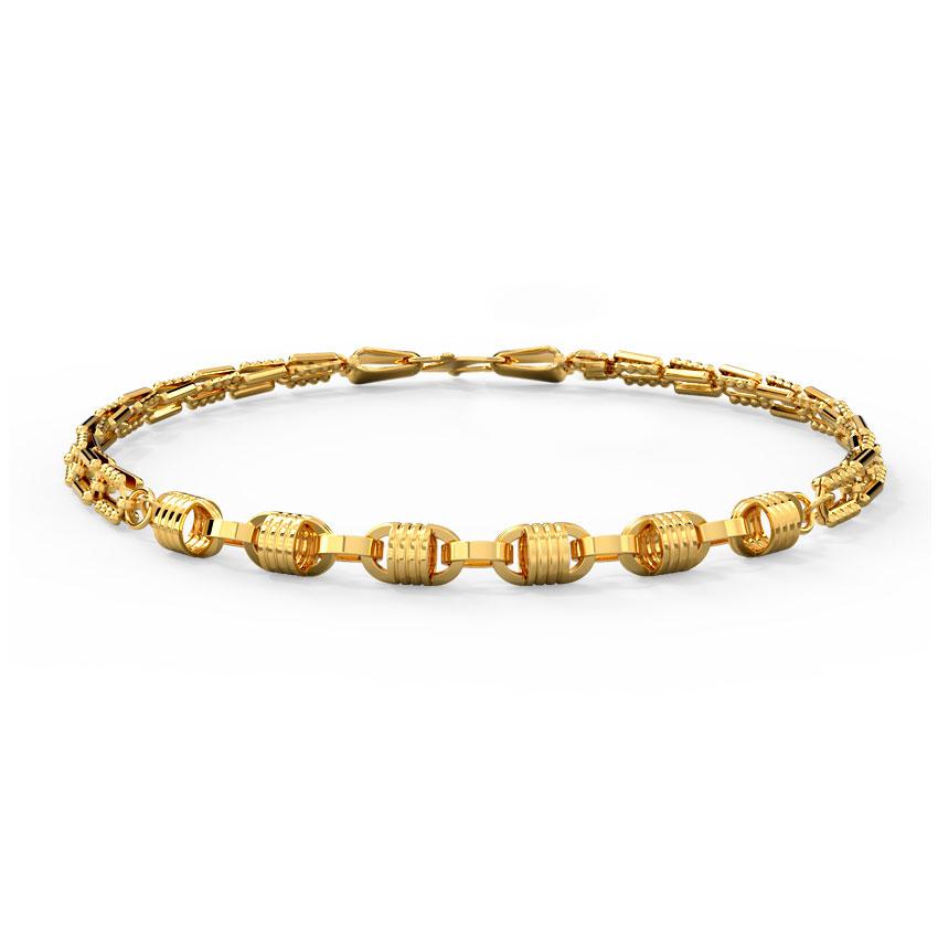 Naira Gold Bracelet