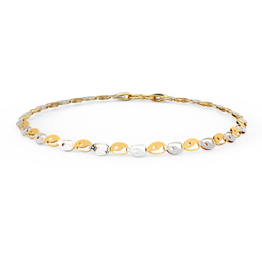 Trisha Gold Bracelet