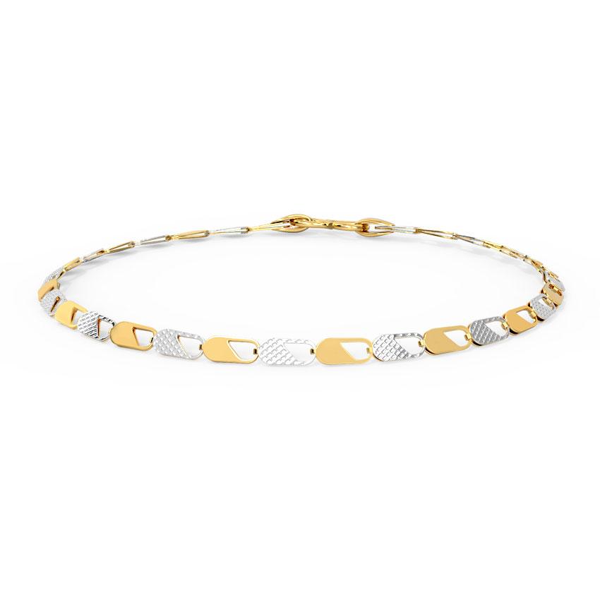 Zaha Gold Bracelet