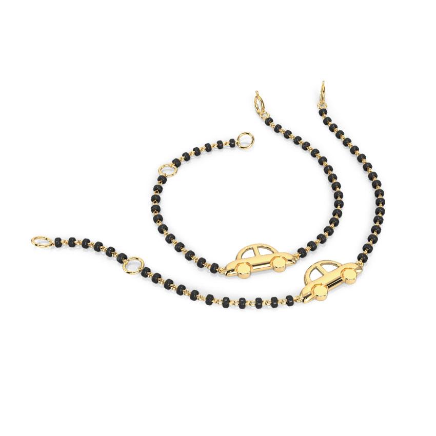 Vroom Infant Bracelet Set of 2